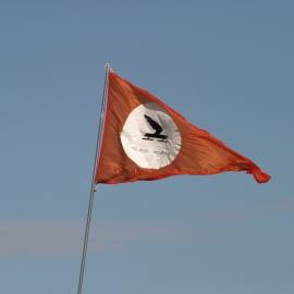 Sled-Works Flag 17